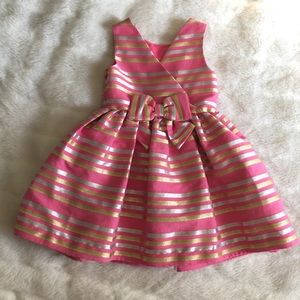 Kids Gymboree Dressed Up Occasion Dress 4T